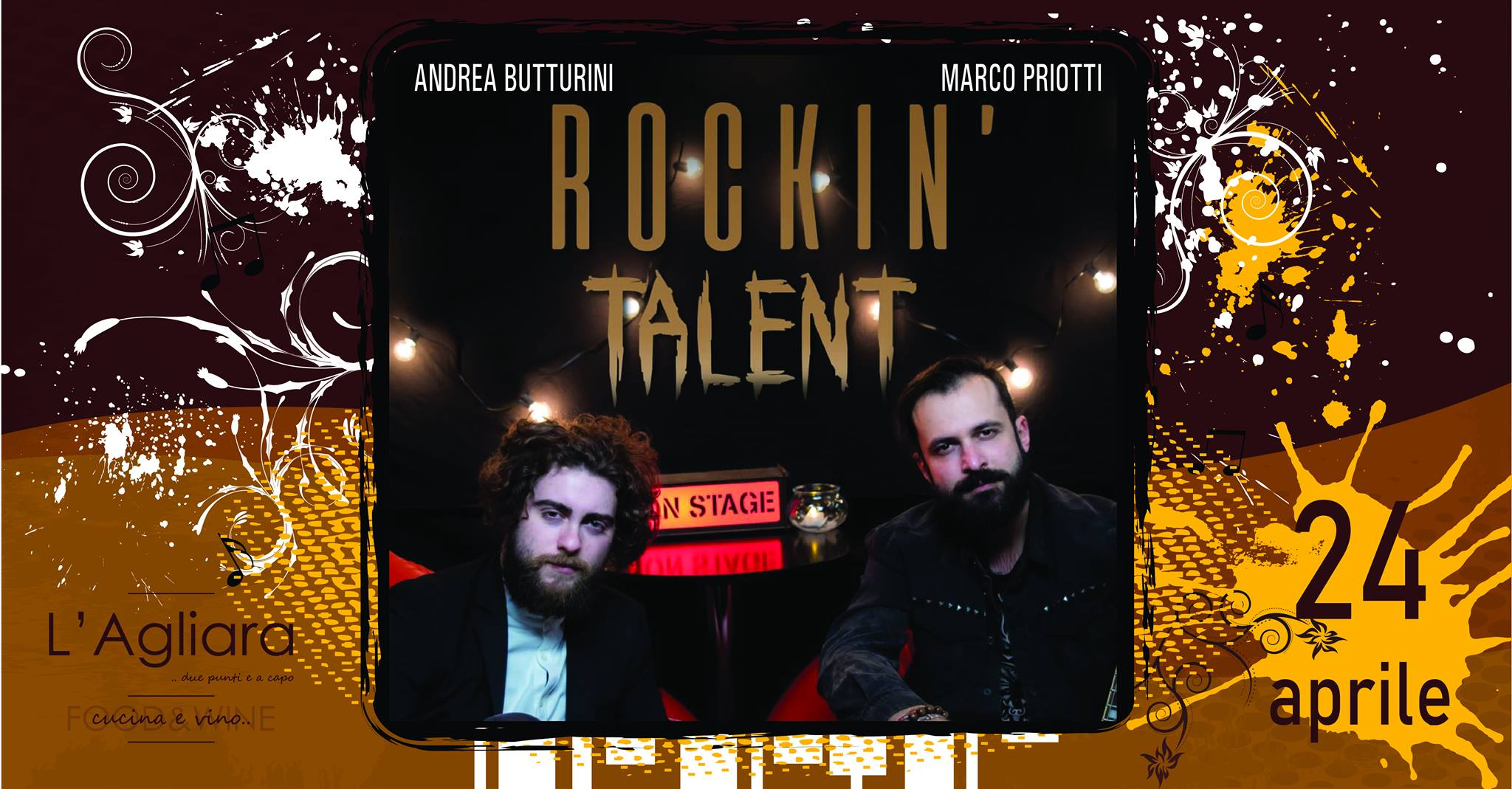 Andrea Butturini e Marco Priotti